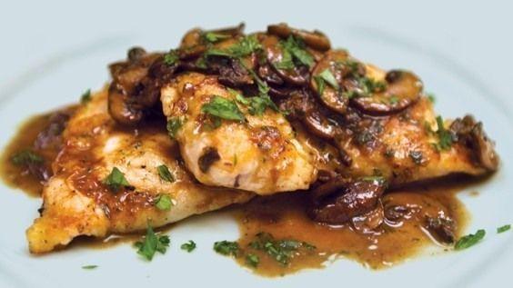 Chicken & Mushroom Recipe All Recipes Com – Add chicken and cook until you're ready.   – farm recipes