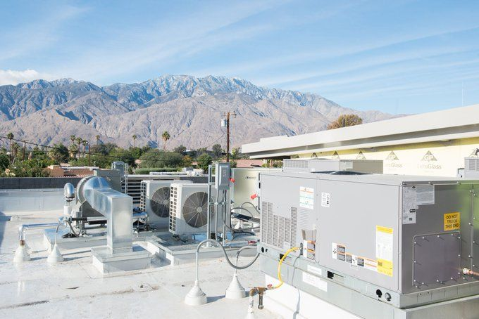 Desert Air Conditioning Inc On Air Conditioning Services Air
