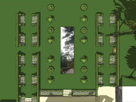 Stanhoe Hall | Projects | Richard Miers - Garden Design