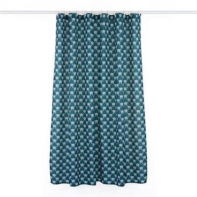 LJ Home Fashions Manhattan 14-Piece Shower Curtain Set
