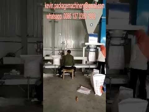 10-50kg automatic powder packaging machine