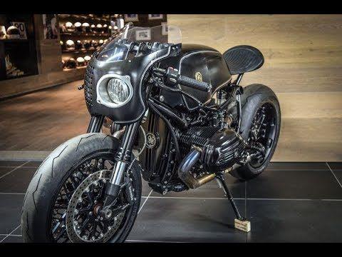 "BMW R nineT ""Bavarian Fistfighter"" by Rough Crafts"