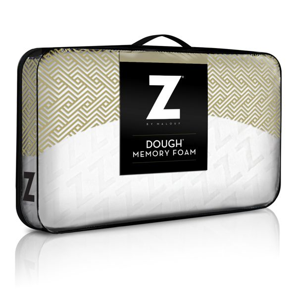 Dough® Memory Foam pillow by Brandon Schow, via Behance