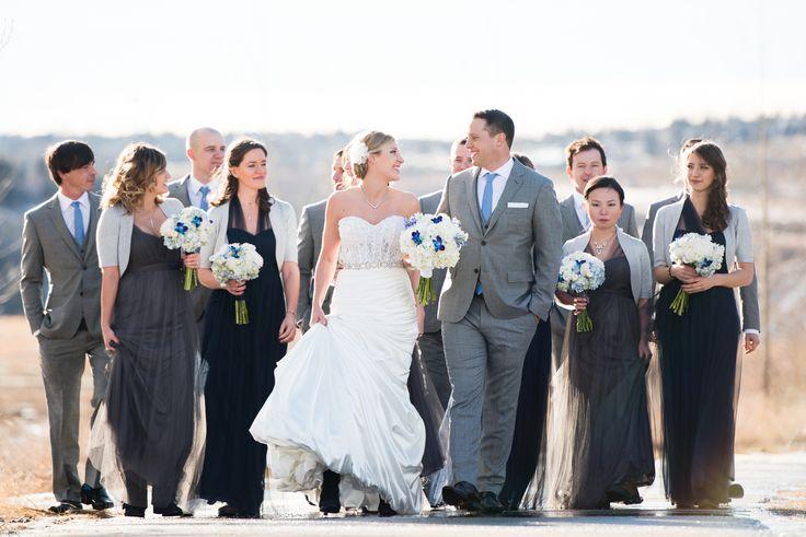 Bridal Party | Calgary Wedding Photography