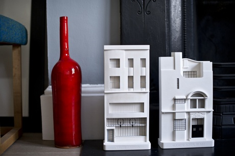 Glasgow School of Art Architectural Model by Chisel & Mouse: Architectural Models, Art Models, Architecture Models