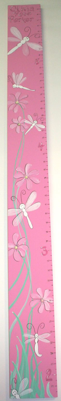 dragonfly growth chart