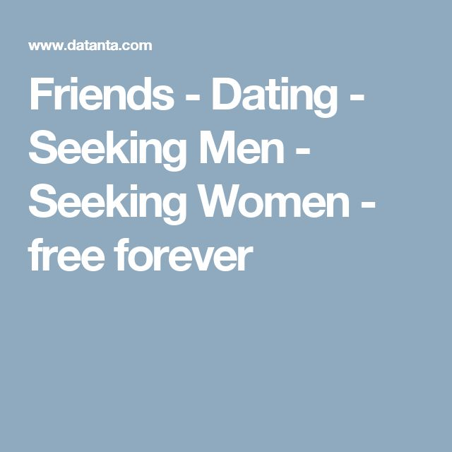 Free men seeking women