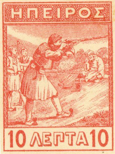 Autonomous Republic of Northern Epirus, 1914-1916