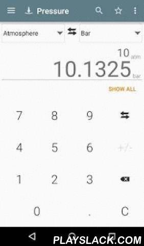 Precise Unit Converter  Android App - playslack.com ,  Eenvoudig en makkelijk te gebruiken conversie app om eventuele conversie die u nodig heeft te behandelen. Als conversie je nodig hebt is er niet alleen maar vertel het ons en wij zullen controleren toe te voegen.De applicatie heeft 800 eenheden, bijna 40 categorieën met essentiële degenen voor uw dagelijkse behoeften en anderen van meer specifieke domeinen. Ook deze app kun je je eigen conversies te maken en om te zetten wat…