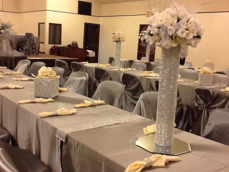 Appreciation day Fellowship Hall Decor | P.P.-Special ...