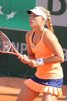 Angelique Kerber-- (born 18 January 1988) is a German professional tennis player who is currently ranked world No.1 in women's singles tennis by the Women's Tennis Association (WTA). Having made her professional debut in 2003, Kerber rose to prominence upon reaching the semifinals of the 2011 US Open, at which time she was ranked no. 92 in the world