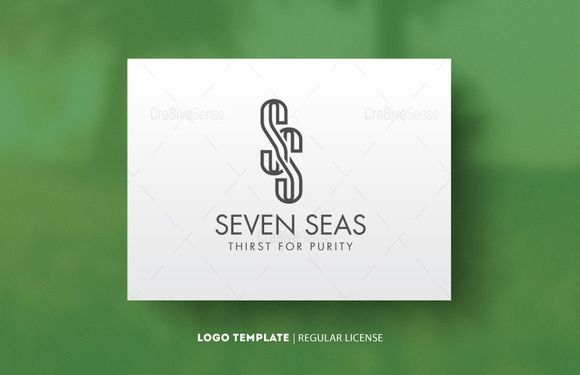 Check out Seven Seas by Cre8iveSense on Creative Market