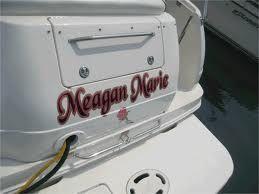 Boat Names DecalsHeeeeeres Bobby