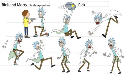 rick and morty characters - Google Search
