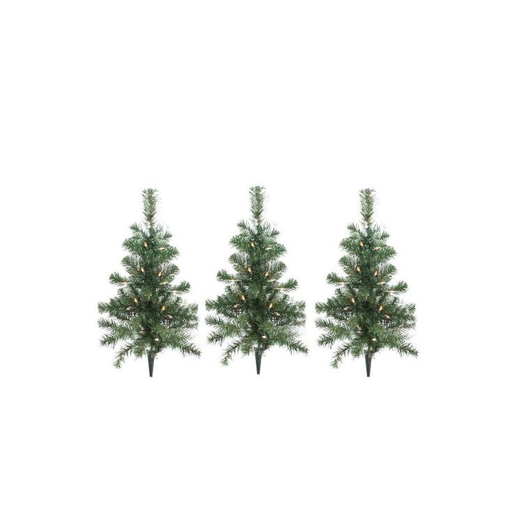 The Holiday Aisle Christmas Tree Driveway Or Pathway Marker Lighted Display Outdoor Christmas Outdoor Christmas Decorations Christmas Decorations
