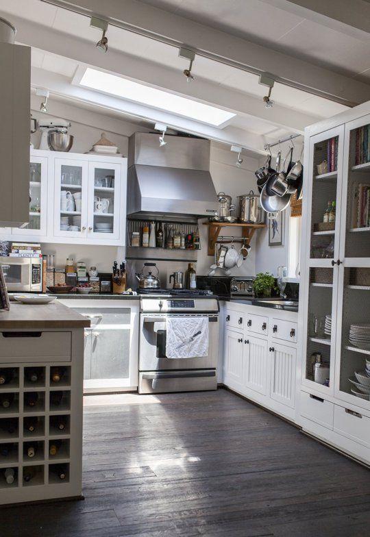 223 Best Images About Kitchen Tours On Pinterest | Loft Kitchen