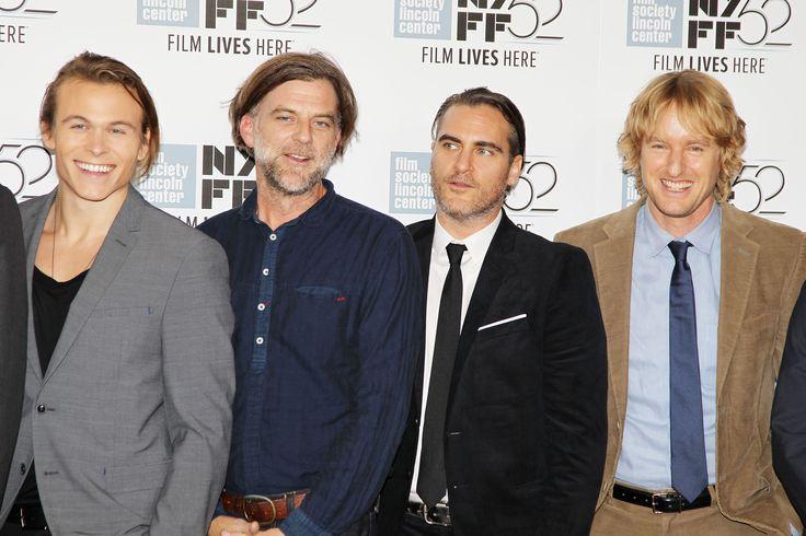 Il cast di #VizioDiForma al #NewYorkFilmFestival.