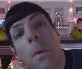 Star Trek Into Darkness Bloopers: Watch Cast Dance Off!