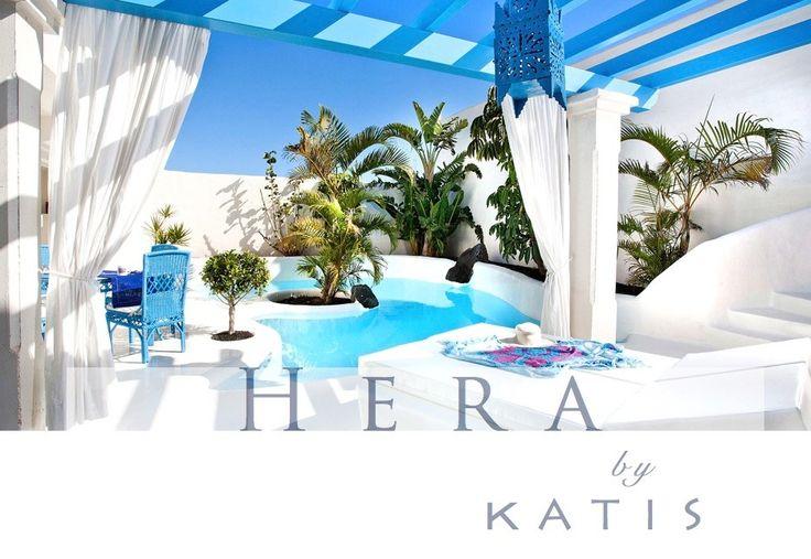 "Greek Style ""Villa Hera"" - KATIS Style Villas Fuerteventura Corralejo | Book Online"