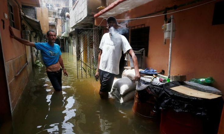 Así se encuentra Cuba tras el devastador golpe de 'Irma' (Fotos) - Aristegui Noticias