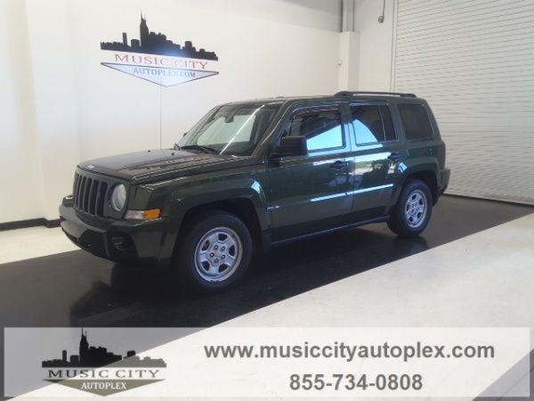 Used 2008 Jeep Patriot for Sale in Nashville, TN – TrueCar