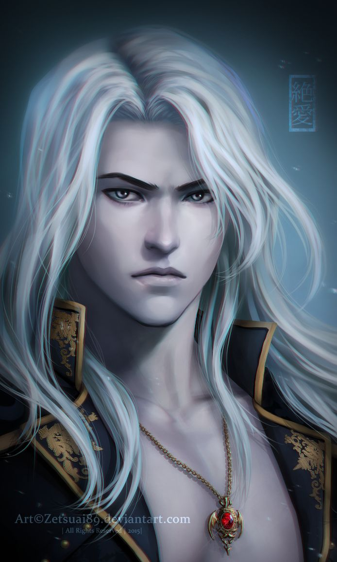 Vampire By Zetsuai89iantart On @deviantart