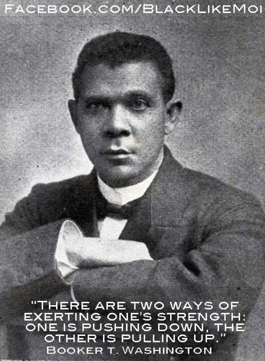 Booker T. Washington The Sage of Tuskegee
