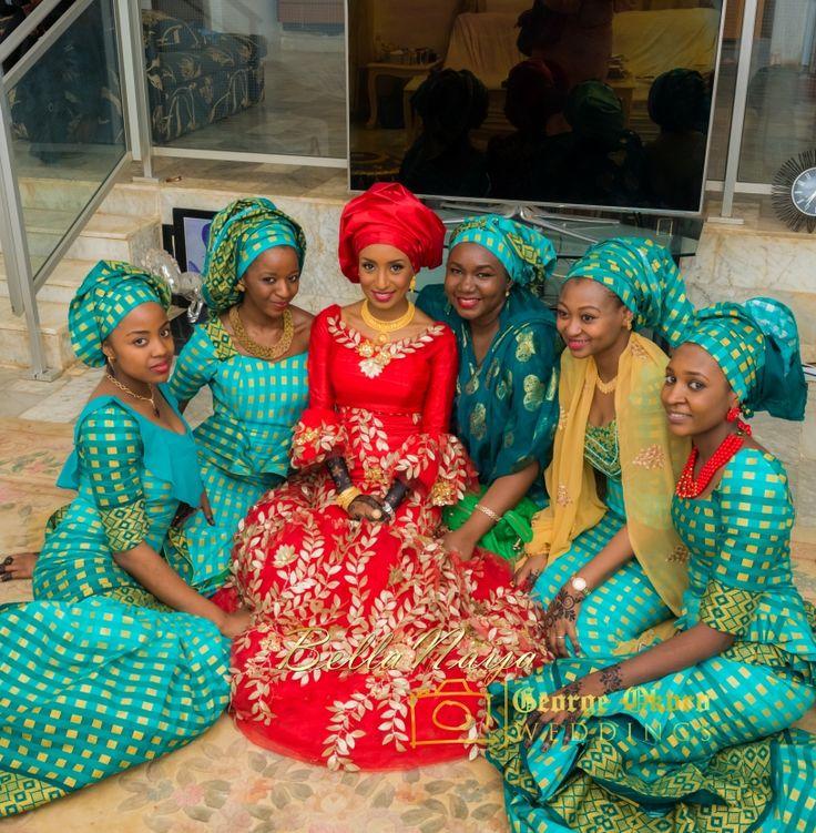 Aisha & Mustapha | Nigerian Muslim Wedding | George Okoro Photography | BellaNaija | 0George Okoro --577