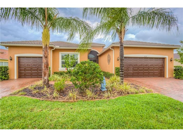 Beautiful Bellagio 3 Bedrooms Plus Den Full Baths And Car Garage With 2520 Sq On Huge Lot Over Acre Extended Lanai Water View Is Ready To