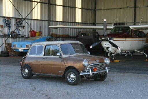 Steve McQueen's 1967 Mini Cooper
