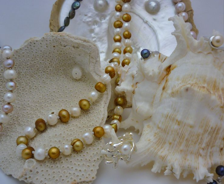 Classic style and eternal beauty #pearls