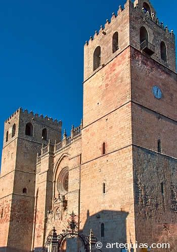 Catedral de Siguenza, Spain