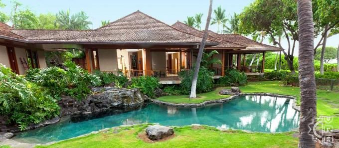 Hawaii Vacation Rentals: FIND Homes, Condos, Villas, Houses & Luxury @ Hawaiian Beach Rentals 4500.00 per night sleeps 12