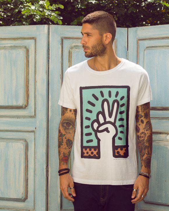 Na Lab77 você encontra Camiseta Dois que representa o seu estilo de vida!  Veja todos 1e39772f6cfd7