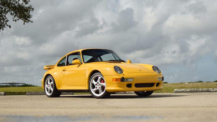1997 Porsche 911 Carrera 4S presented as Lot F193 at Kissimmee, FL