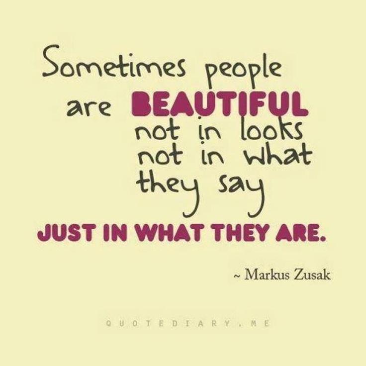 True Beauty Quotes: True Beauty