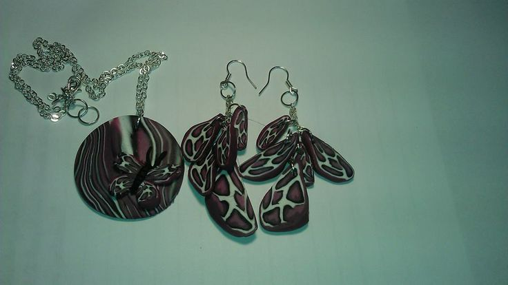 Jewellery clay. :)