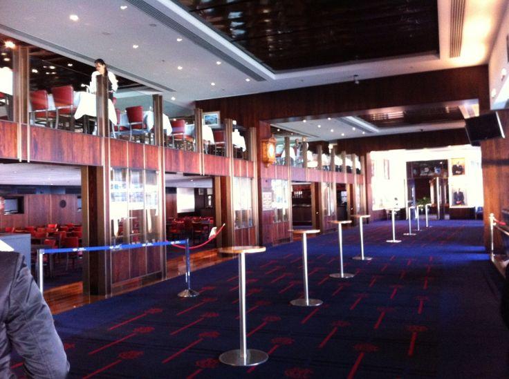 Long Room at the MCG