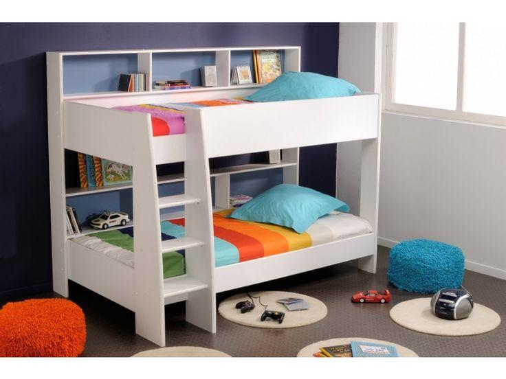 kinderbett hochbett etagenbett lenny 90x200 cm g nstig kaufen m bel onlineshop kauf unique. Black Bedroom Furniture Sets. Home Design Ideas