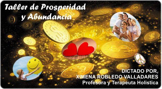 Taller de Prosperidad y Abundancia #CentroRenaSer