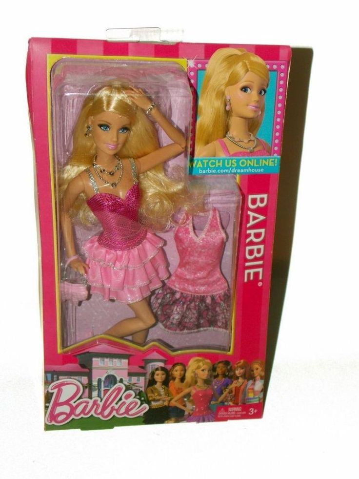 New Barbie Life in The Dreamhouse Barbie Doll #Dolls