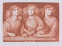Prints / Pre-Raphaelite / after Dante Gabriel Rossetti | Sanders of Oxford