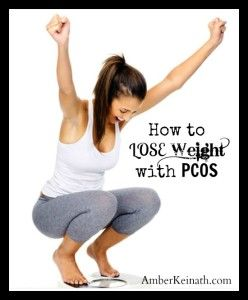 How to Lose Weight with PCOS. Quick tips for beating pcos + finally losing the weight along with more PCOS info at GetHealthywithPCOS.com