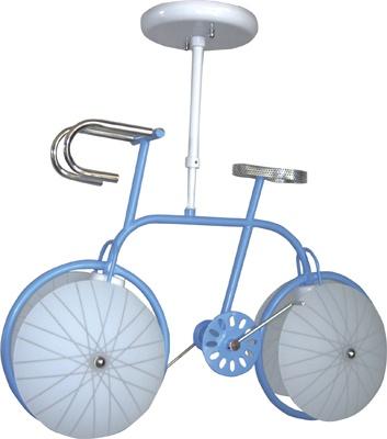 παιδικό φωτιστικό ποδήλατο