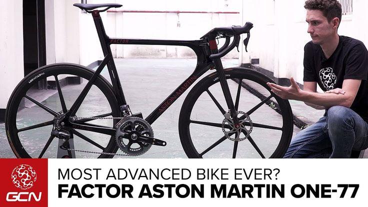 Factor Aston Martin One-77 Pro Bike mk2