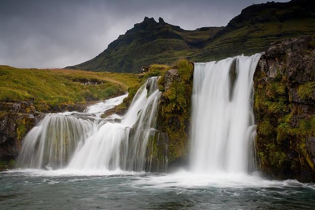 Kirkjufellsfoss by linse_lus, via Flickr