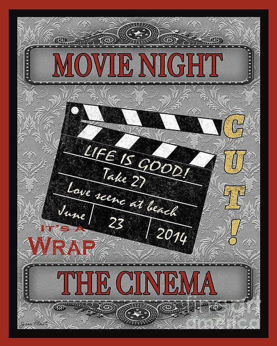 I uploaded new artwork to plout-gallery.artistwebsites.com! - 'Movie Night-jp2205' - http://plout-gallery.artistwebsites.com/featured/movie-night-jp2205-jean-plout.html