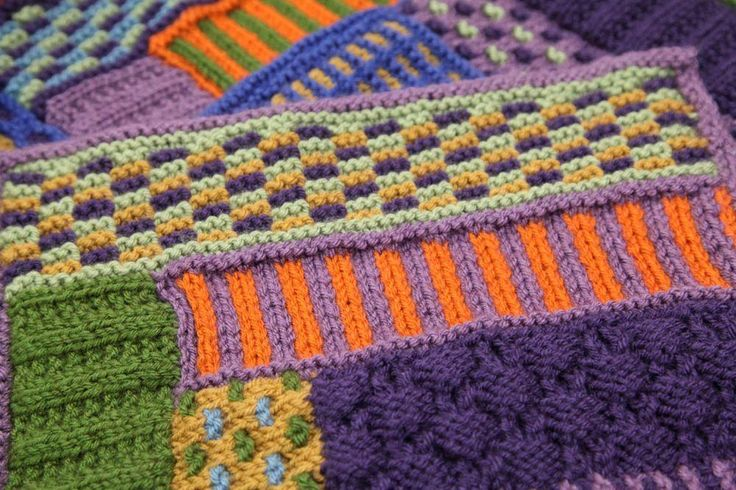 ideas on how to knit/crochet for charity!
