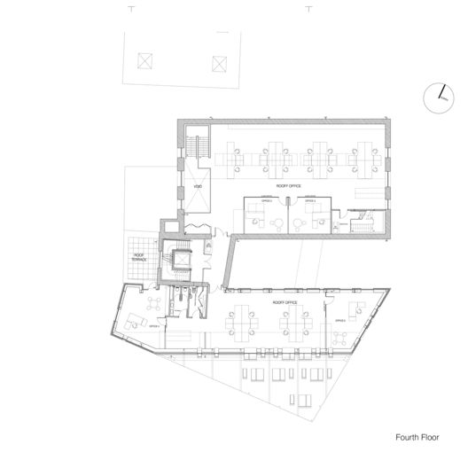 The Granary,Fourth Floor Plan