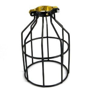 Amazon.com: Newhouse Lighting Metal Lamp Guard for Pendant String Lights and Lamp Holders, Single Pack: Home Improvement